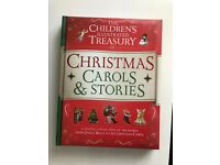 Children's Christmas Carols & Stories Book