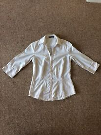 Women' s Atmosphere size 8 formal shirt