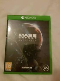 Mass Effect Andromeda XBOne