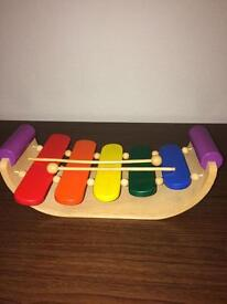 Xylophone in very good condition pet and smoke free .
