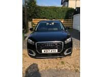 Audi Q2 2017, immaculate, low mileage