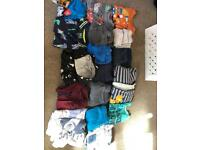 Bundle of boys clothes 2-3 years+