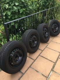 Vw transporter immaculate wheels