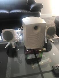 Boston PC speaker system