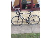 Saracen road bike