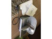 Andrew James meat / food slicer electric