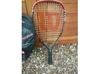 Racquet Ball Racquet.