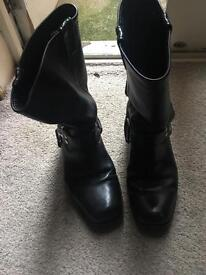 Harley davinson boots