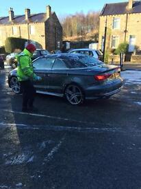 Car wash And Valeting job