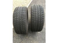 sunny snowmaster tyres 225/40r18