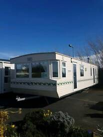 Static Caravan for Sale located on Shaw Hall Holiday Park near Ormskirk,Lancashire