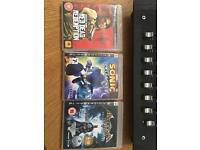 PlayStation 3 Games - Red Dead Redemption Sonic unleashed Arkham Asylum
