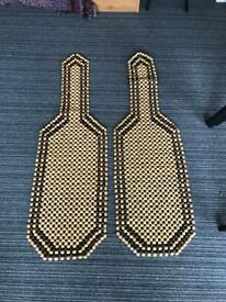 Beaded seat covers (brand new)