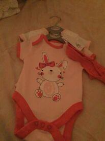 Newborn girl huge clothes bundle