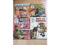 Commando & War Picture Library mini comics