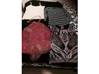 SIZE 12 SELECTION OF LADIES TOPS VARIOUS ITEMS