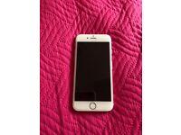 Iphone 6s 64 gb rosegold