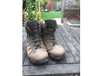 Mens Technica Goretex Walking Boots - size 43
