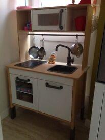 Ikea play kitchen