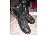 Army Paratrooper Boots