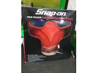 Snap on welding goggles/mask