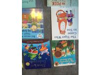 A collection of 11 Children's book's