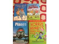 Early reader book £1 each - excellent condition