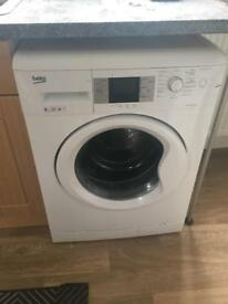 Beko washing machine only few years old