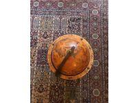 Antique Drinks Globe