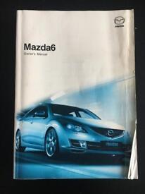 MAZDA Owner's manual