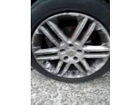 Vauxhall rims