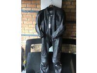 Dxon full leathers black Xxl