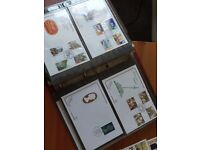 British stamps collection 1st day covers, royal, special editions etc