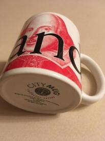Starbucks England City Mug