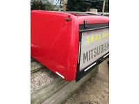 Mitsubishi l200 carryboy canopy ideal farmer or for pets