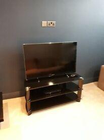 John Lewis Black TV Stand RRP £100