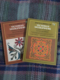 Encyclopaedia of Victorian Needlework Volumes 1 & 2 - Embroidery Books