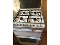 Cannon Canterbury gas cooker