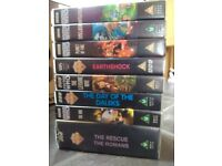Doctor Who VHS Collection