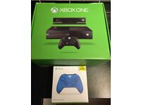 Xbox One - Boxed - New Controller - GTA V + Rocket League