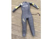 Ladies Orca TRN wetsuit medium