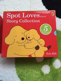 Spot loves story collection