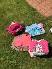 Selection of girls clothes age 2-3
