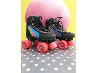 Roller skates - girls size 2