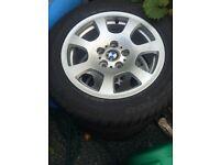 3 BMW Tyres