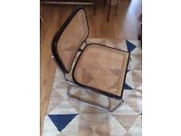 Lovely Retro Rattan Office Chair