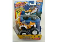 Super Tiger Stripes: Blaze and the Monster Machines. Brand New. Postage Available.
