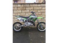 Kawasaki kx65 2009 model