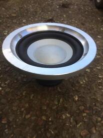 21cm Aluminium sub speaker