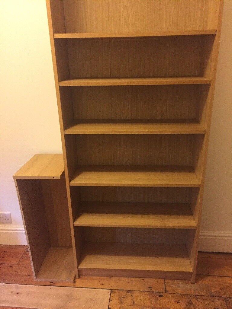 Ikea Billy Bookcase Oak Veneer In St Werburghs Bristol Gumtree